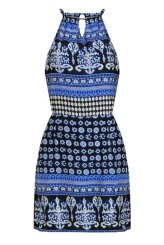 http://www.yoins.com/Totem-Print-Cut-Out-Self-Tie-Mini-Dress-in-Blue-p-1049801.html?currency=GBP