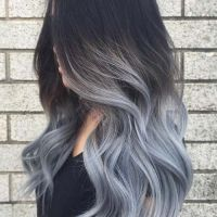 HAIR TRENDS || Grey Ombrè Hair